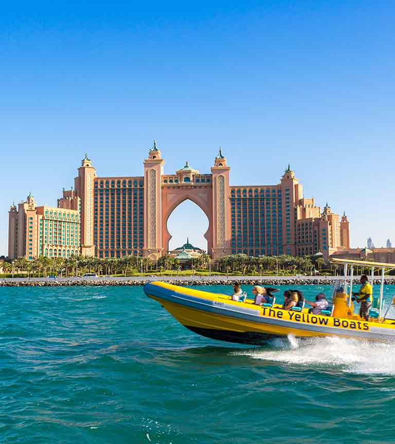 UAE Holidays - Paanam Travels
