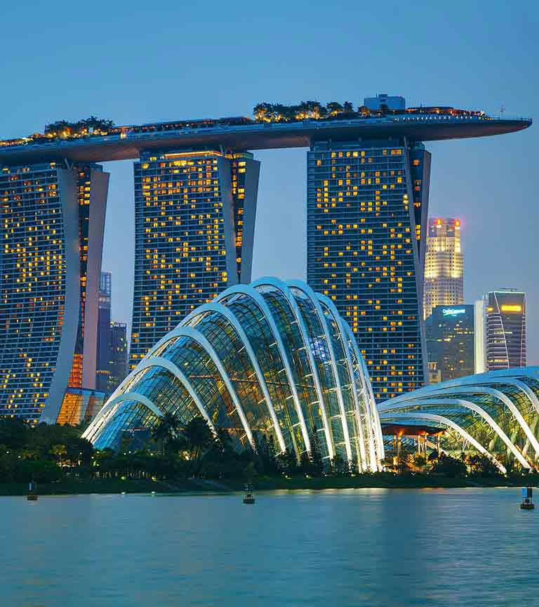 Singapore Holidays - Paanam Travels